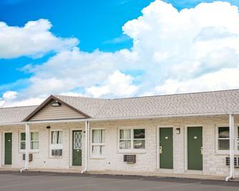 Knights Inn Pine Grove - Pine Grove - Gebouw