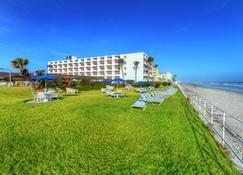貝斯特韋斯特阿庫提基酒店 - 達通海岸 - 代托納海灘 - 建築
