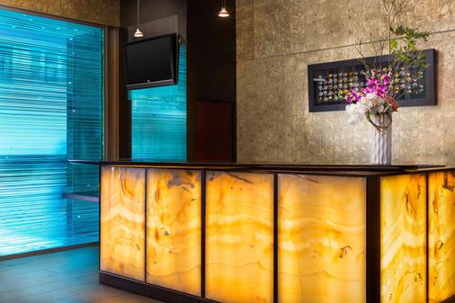 狄娃酒店 - 三藩市 - 舊金山 - 櫃檯