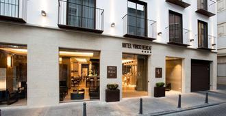 Vincci Mercat - Thành phố Valencia - Toà nhà