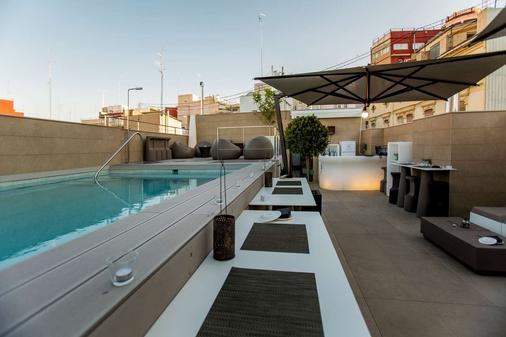 Vincci Mercat - Valencia - Pool