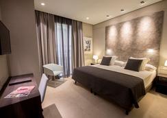 Vincci Mercat - Valencia - Schlafzimmer