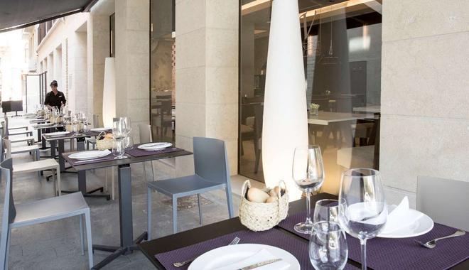 Vincci Mercat - Валенсия - Ресторан