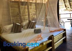 Wind Blend Kite Resort - Kalpitiya - Bedroom