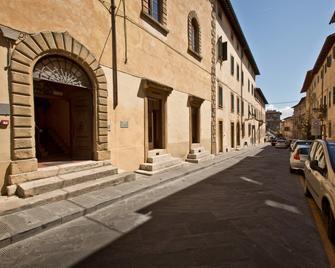 Hotel Palazzo Renieri - Colle di Val d'Elsa - Venkovní prostory