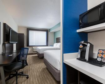 Holiday Inn Express Hotel & Suites Eugene Downtown-University - Eugene - Bedroom