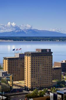 Hotel Captain Cook - Anchorage - Building