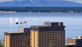 Hotel Captain Cook - Anchorage - Building