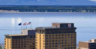 Hotel Captain Cook - Anchorage - Rakennus