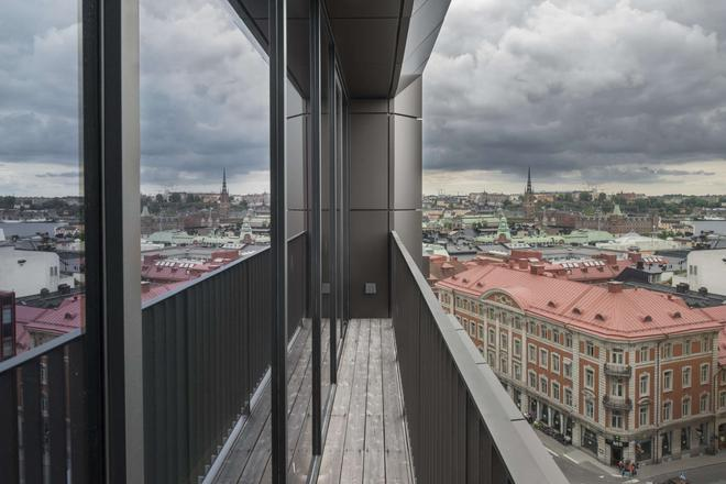 At Six, Ascend Hotel Collection - Stockholm - Ban công