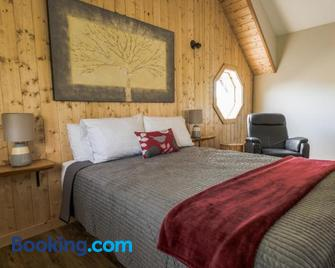 Cabins West - Ucluelet - Κρεβατοκάμαρα