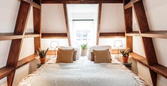 Hotel Dwars - Amsterdam - Bedroom
