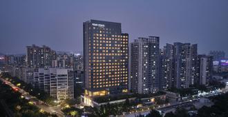 Four Points by Sheraton Guangzhou Dongpu - Kanton - Rakennus