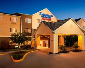Fairfield Inn & Suites Houston Humble - Humble - Gebäude