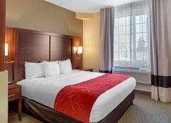 Comfort Suites Eugene - Eugene - Chambre