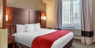 Comfort Suites Eugene - Eugene - Bedroom