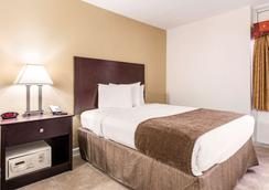 Rodeway Inn & Suites Fort Lauderdale Airport & Cruise Port - Fort Lauderdale - Makuuhuone