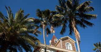 Casa Das Palmeiras Charming House Azores - Ponta Delgada - Vista del exterior
