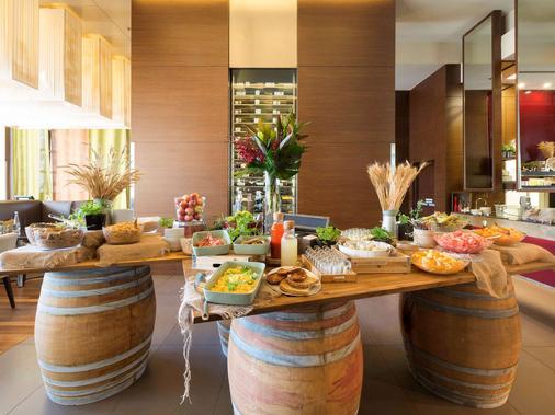 鉑爾曼悉尼奧林匹克公園酒店 - 悉尼奧林匹克公園 - 雪梨 - 自助餐
