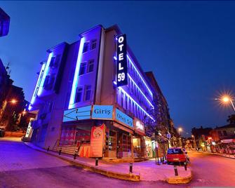 Otel 59 - Текірдаг - Building