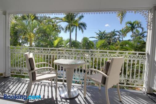 Colonial Palms Motor Inn - Airlie Beach - Μπαλκόνι