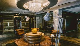 波比飯店 - 納什維爾(田納西州) - 休閒室