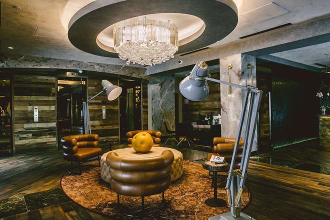 鮑比飯店 - 納什維爾 - 休閒室