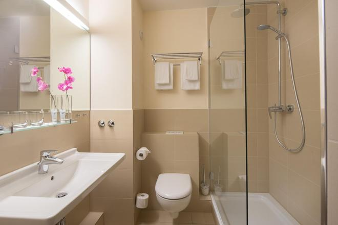 Apartment-Hotel Hamburg Mitte - Hambourg - Salle de bain