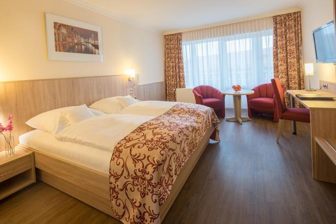 Apartment-Hotel Hamburg Mitte - Hambourg - Chambre