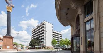 Apartment-Hotel Hamburg Mitte - Hamburgo - Vista del exterior