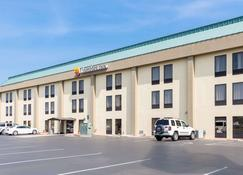 Comfort Inn - Collinsville - Building