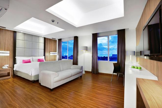 Favehotel Olo Padang - Padang - Schlafzimmer