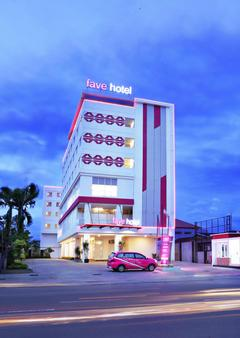 Favehotel Olo Padang - Padang - Rakennus