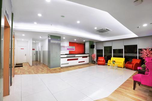 Favehotel Olo Padang - Padang - Ρεσεψιόν