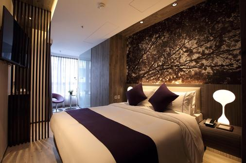 The Perkin Hotel - Χονγκ Κονγκ - Κρεβατοκάμαρα