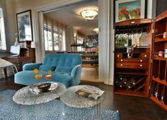 Hôtel Escale Oceania Lorient - Lorient - Sala de estar