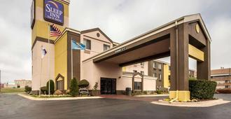 Sleep Inn & Suites Central/I-44 - Tulsa - Rakennus