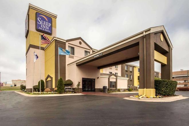 森特拉爾/44 號州際公路斯利普套房酒店 - 土爾沙 - 圖爾薩 - 建築