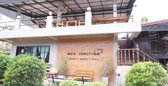 Khontong Resort - Chiang Khan - Gebäude