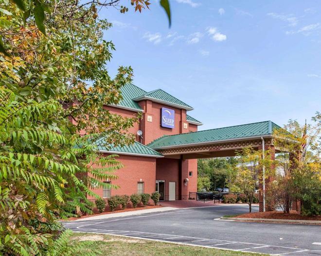 Sleep Inn and Suites Upper Marlboro - Upper Marlboro - Gebäude
