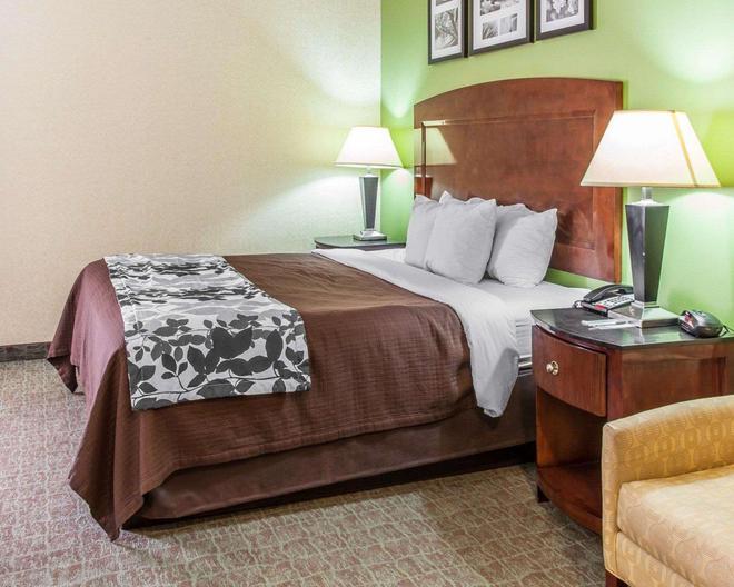 Sleep Inn and Suites Upper Marlboro - Upper Marlboro - Schlafzimmer