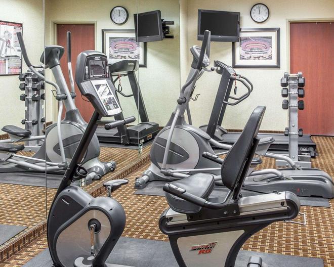 Sleep Inn and Suites Upper Marlboro - Upper Marlboro - Fitnessbereich