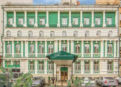 Hermitage Hotel - Rostov trên sông Đông - Toà nhà
