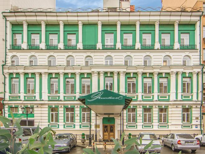 Hermitage Hotel - Rostov-na-Donu - Rakennus