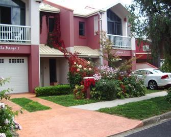 A Colourcity Apartments - Orange - Gebouw