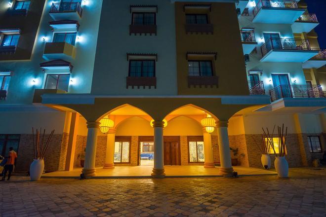 尚西巴渡假村金色鬱金香酒店 - 桑吉巴城 - 桑給巴爾 - 建築