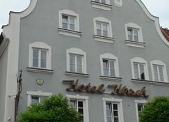 هوتل هيرش - غونزبورغ - مبنى