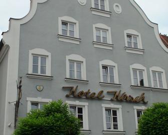 Hotel Hirsch - Gunzburg - Edificio