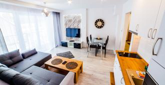 Apartamenty Sun & Snow Konopnickiej - Karpacz - Sala de estar