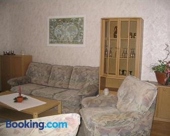 Ferienwohnung Ruhrtalblick - Bestwig - Wohnzimmer